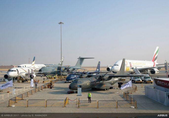 AIRBUS-static-ambience-day1-DUBAI201700001